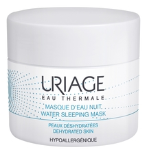 Uriage Ночная маска для лица Eau Thermale Masque D'Eau Nuit Water Sleeping Mask 50мл