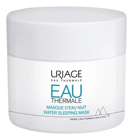 Купить Ночная маска для лица Eau Thermale Masque D'Eau Nuit Water Sleeping Mask 50мл: Маска 50мл, Uriage