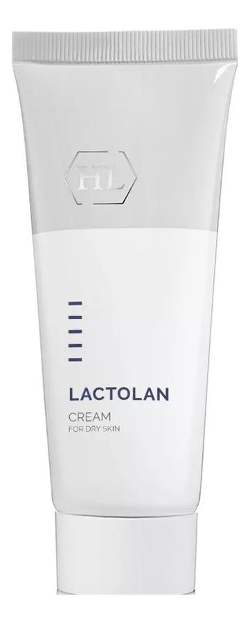Увлажняющий крем для сухой кожи лица Lactolan Moist Cream 70мл holy land lactolan cream mask