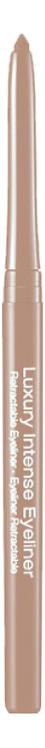 Автоматический карандаш для век Luxury Intense Eyeliner 0,31г: 11 Beige between home декоративная подушка new york times beige