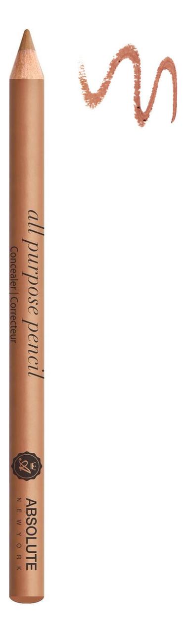 Универсальный карандаш для макияжа All Purpose Pencil 1г: APP03 Tan универсальный карандаш для макияжа all purpose pencil 1г app04 deep