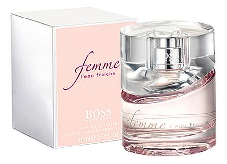 Hugo Boss Femme Leau Fraiche: туалетная вода 30мл
