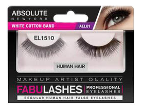 Накладные ресницы Fabulashes Human Hair: AEL01
