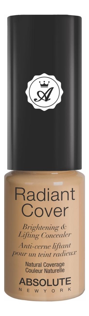 Осветляющий консилер для лица Radiant Cover 8мл: ARC03 Light Medium Warm