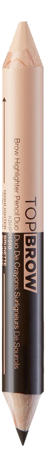 цена на Карандаш-хайлайтер для бровей Top Brow Highlighter Pencil Duo 5г