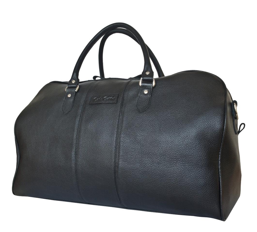 Дорожная сумка Campelli Black 4014-01 кожаная дорожная сумка carlo gattini normanno 4007 4007 01