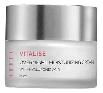 Купить Смягчающий питательный крем для лица Vitalise Overnight Moisturizer Cream 50мл, Holy Land
