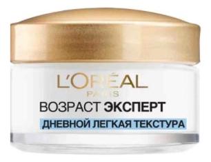 Купить Крем для лица Возраст эксперт 55+ легкая текстура 50мл, L'oreal
