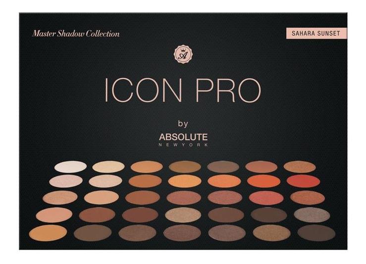 Палетка теней для век Icon Pro Palette: AIP01 Sahara Sunset палетка теней для век icon pro palette aip01 sahara sunset