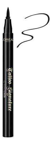 Подводка для глаз Super Liner Tattoo Signature 1мл: 01 Черный недорого