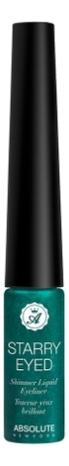 Мерцающая подводка для глаз Starry Eyed Shimmer Liquid Eyeliner 5,5мл: ASE04 Starlight недорого