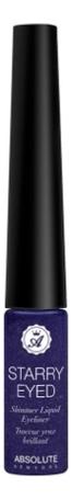 Мерцающая подводка для глаз Starry Eyed Shimmer Liquid Eyeliner 5,5мл: ASE06 Milky Way