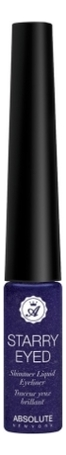 Мерцающая подводка для глаз Starry Eyed Shimmer Liquid Eyeliner 5,5мл: ASE06 Milky Way недорого