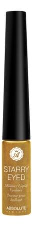 Мерцающая подводка для глаз Starry Eyed Shimmer Liquid Eyeliner 5,5мл: ASE02 Solar недорого
