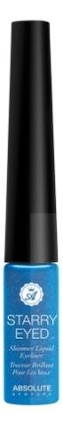 Мерцающая подводка для глаз Starry Eyed Shimmer Liquid Eyeliner 5,5мл: ASE05 Neptune