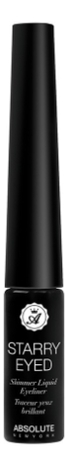 Мерцающая подводка для глаз Starry Eyed Shimmer Liquid Eyeliner 5,5мл: ASE08 Dark Side