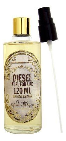 Diesel Fuel For Life Women: одеколон 120мл тестер