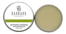 Barbaro Бальзам для бороды Vetiveria Odorata Beard Balm 30мл