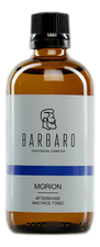 Barbaro Тоник после бритья Morion Aftershave And Face Tonic 100мл