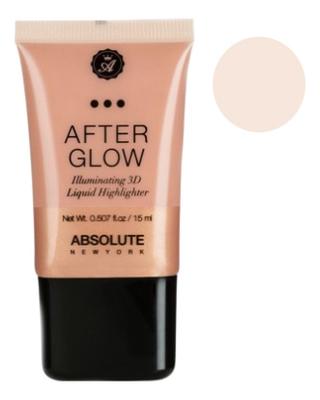 Хайлайтер для лица Illuminating 3D Liquid Highlighter 15мл: AIL02 After Glow