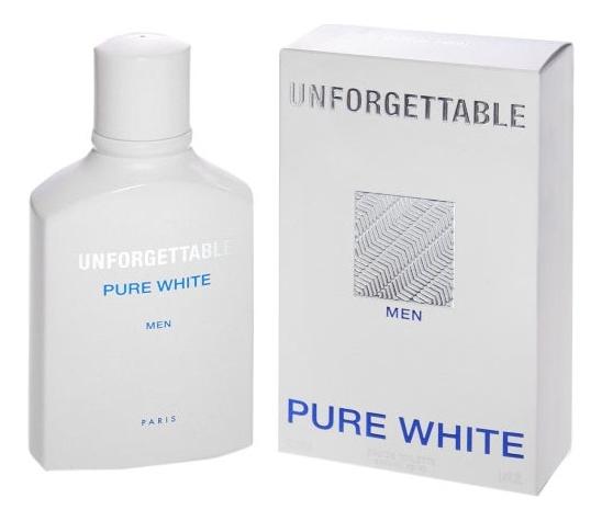 Фото - Unforgettable Pure White: туалетная вода 100мл a men pure malt creation туалетная вода 100мл