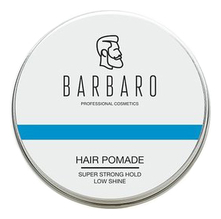Barbaro Помада для укладки волос Hair Pomada Super Strong Hold Low Shine