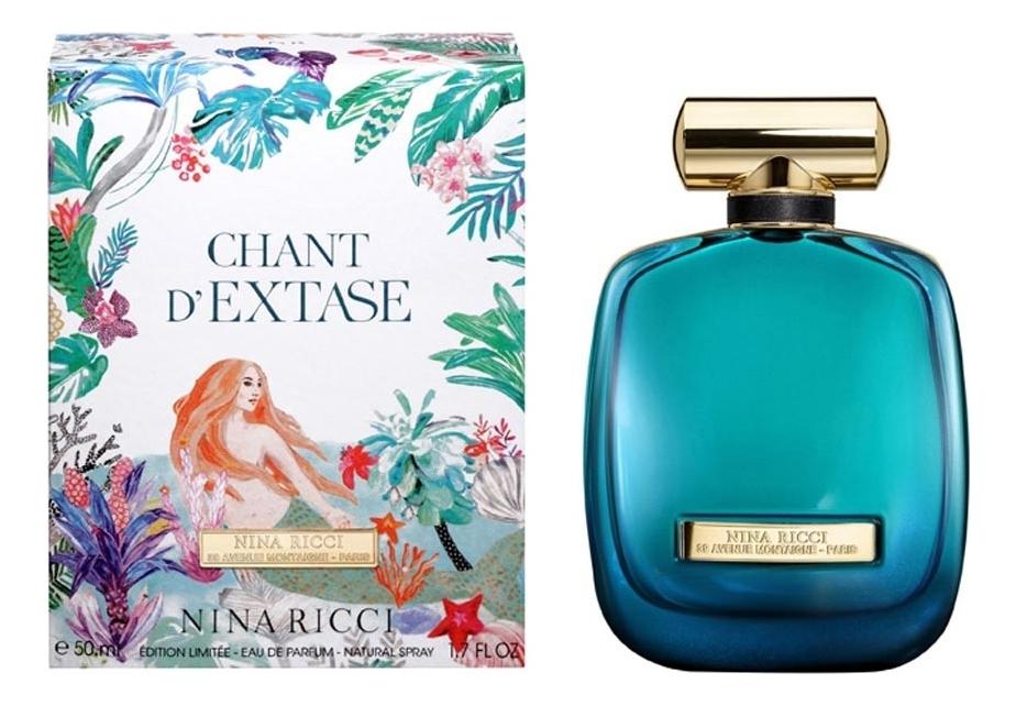 Купить Chant d'Extase: парфюмерная вода 50мл, Nina Ricci