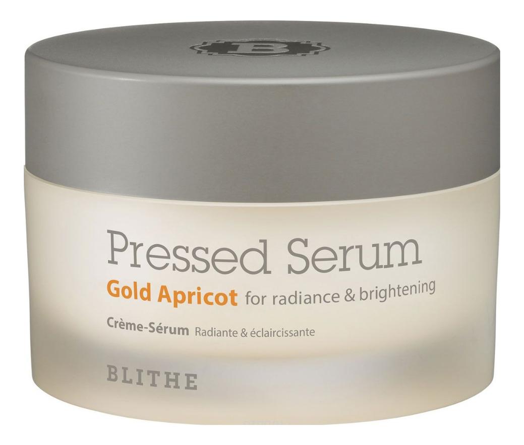 Спрессованная сыворотка-крем для лица Золотой абрикос Pressed Serum Gold Apricot 50мл: Сыворотка 50мл недорого