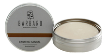 Barbaro Мыло для бритья Eastern Sandal Shaving Soap 80г