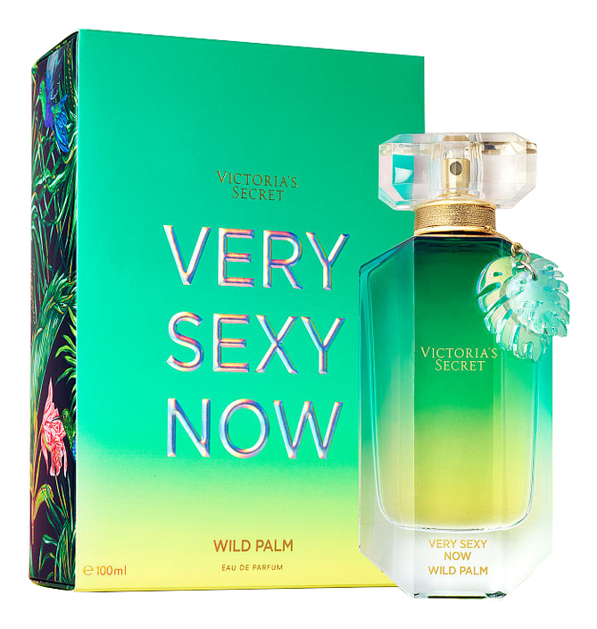 Victorias Secret Very Sexy Now Wild Palm: парфюмерная вода 100мл