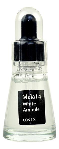 Эссенция осветляющая для лица Mela 14 White Ampule 20мл недорого