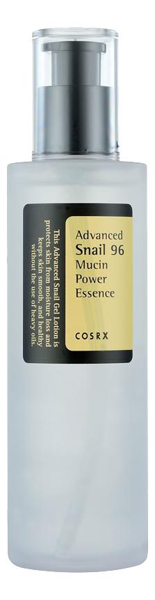 Эссенция для лица с фильтратом улитки Advanced Snail 96 Mucin Power Essence: Эссенция 100мл, COSRX  - Купить