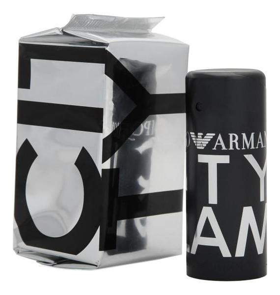 Купить Emporio City Glam for him: туалетная вода 30мл, Giorgio Armani