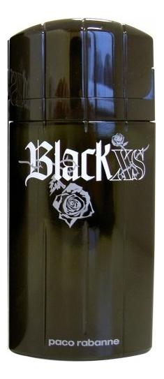 Купить Paco Rabanne Black XS For Men: лосьон после бритья 100мл