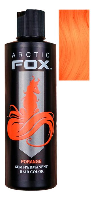 Краска для волос Semi Permanent Hair Dye 118мл: Porange фото