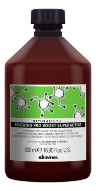 Купить Обновляющий бустер для кожи головы Natural Tech Renewing Pro Boost Superactive 500мл, Davines