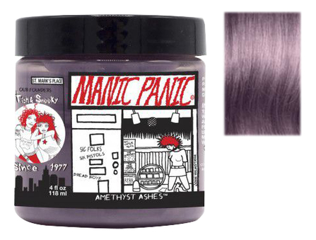 Купить Краска для волос High Voltage 118мл: Amethyst Ashes, Manic Panic