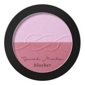 Купить Румяна для лица Dual Mate Blusher 8г: Grape Topping, Missha