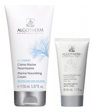 Algotherm Набор Algoessential Nourishing Gift (крем д/тела 150мл + крем д/рук 50мл)