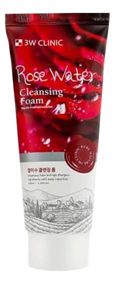Пенка для умывания Rose Water Cleansing Foam 100мл