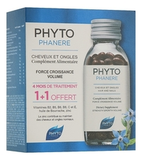 Phytosolba Биодобавка Phytophanere Force Croissance Volume