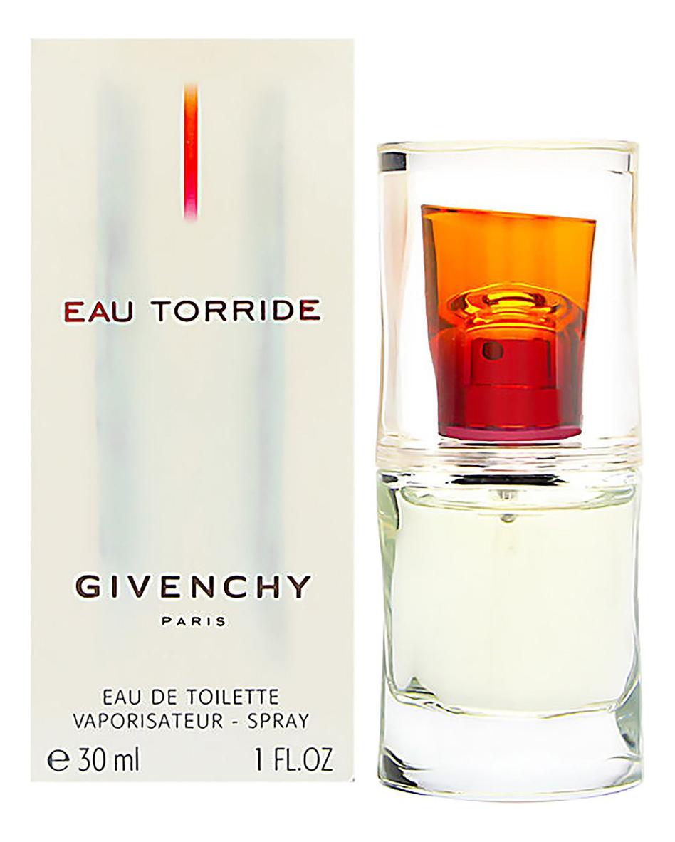 Givenchy Eau Torride: туалетная вода 30мл givenchy eau torride туалетная вода 100мл