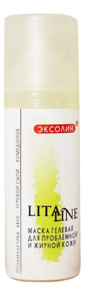 Маска гелевая для жирной и проблемной кожи лица: Маска 200мл маска гелевая для лица охлаждающая согревающая kz 0299