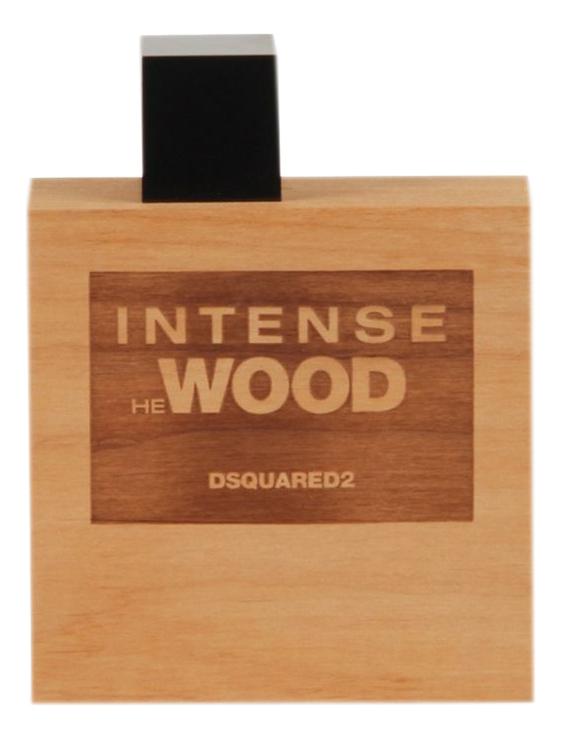 Dsquared2 Intense He Wood: туалетная вода 100мл тестер dsquared2 he wood intense