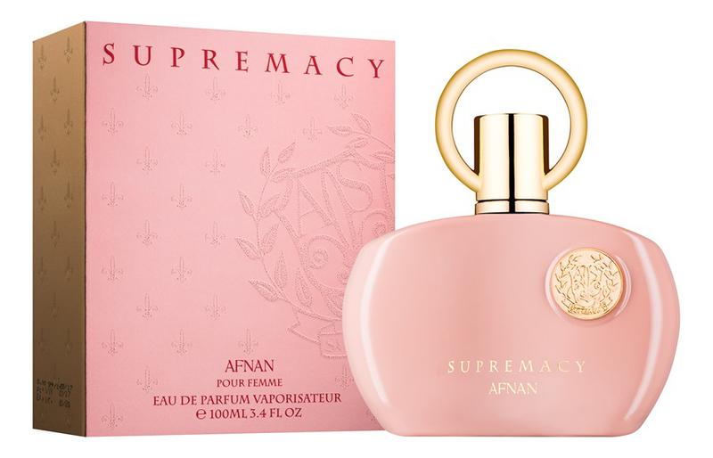 Supremacy Pink Pour Femme: парфюмерная вода 100мл недорого