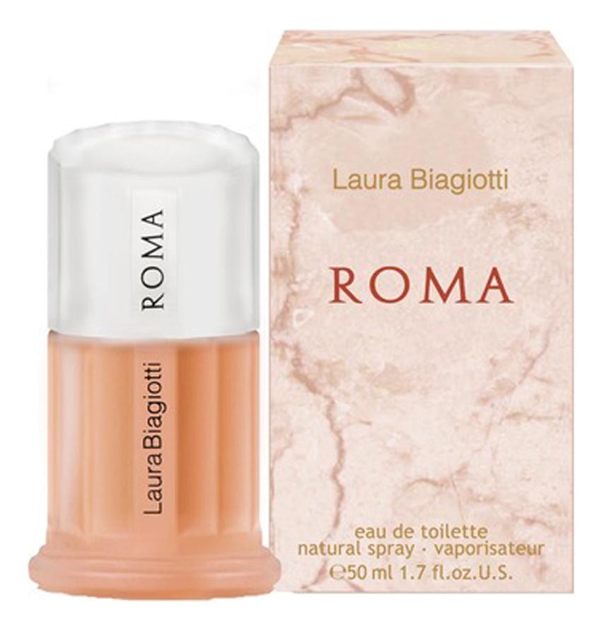 Купить Laura Biagiotti Roma Donna: туалетная вода 50мл