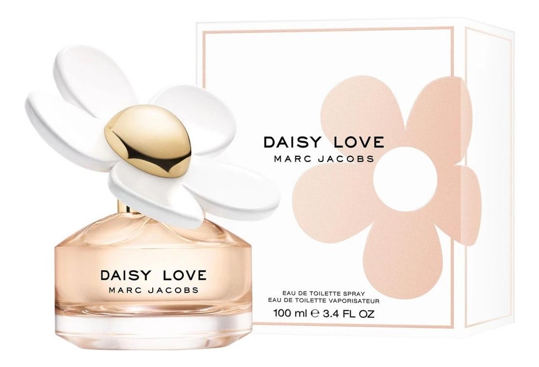 Daisy Love: туалетная вода 100мл daisy love туалетная вода 100мл