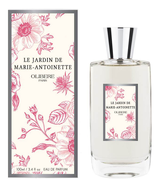 Купить Olibere Parfums Le Jardin De Marie-Antoinette: парфюмерная вода 100мл