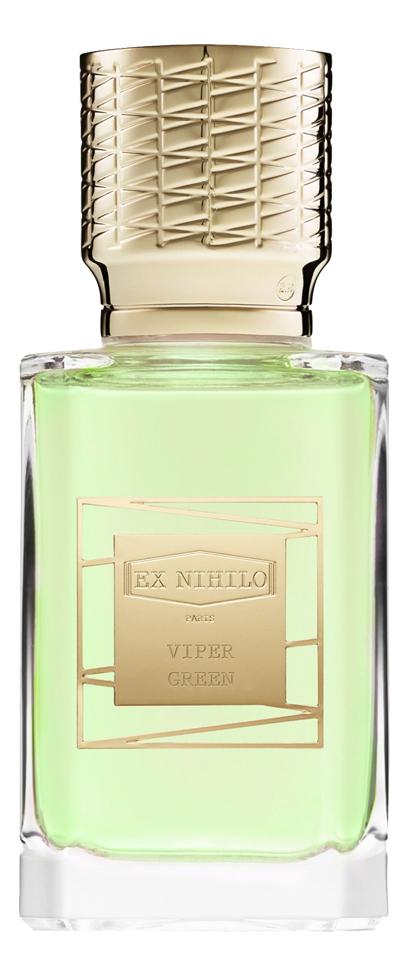 Фото - Ex Nihilo Viper Green: парфюмерная вода 50мл тестер ex nihilo musc infini парфюмерная вода 50мл