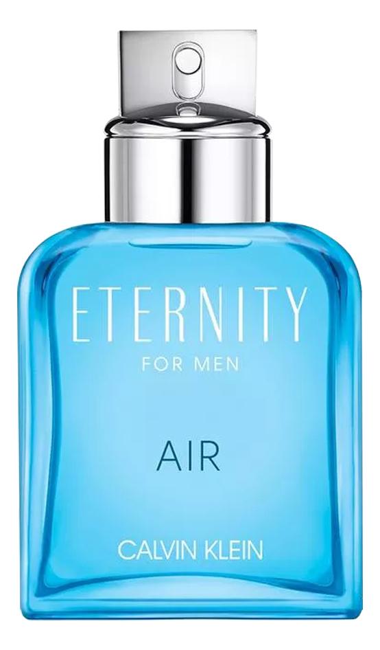 Calvin Klein Eternity Air For Men: туалетная вода 100мл тестер calvin klein eternity for men eau de parfum 2019 туалетные духи тестер 100 мл